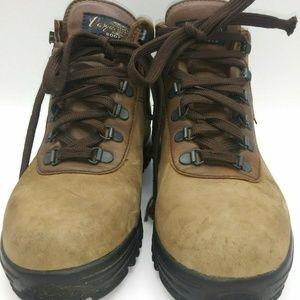 Vasque Skywalk Brown GoreTex Waterproof Boots 8